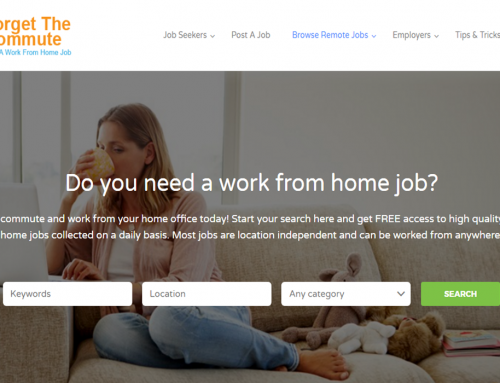 WordPress – Online Job Board