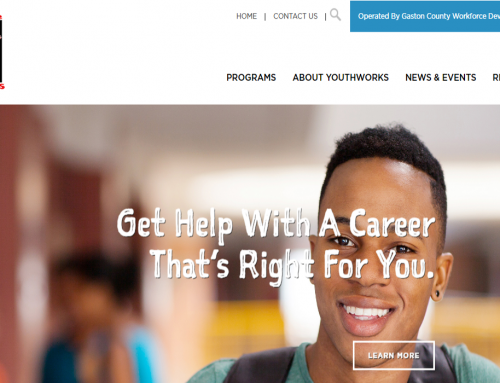WordPress – Gaston College YouthWorks